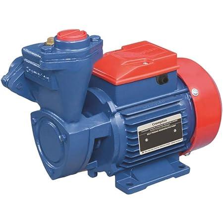 Crompton 1.0 H.P. SP Mini Champ I Water Pump (Multicolour)