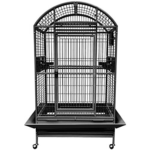 King's Cages 9003628 Dome TOP Parrot CAGE...