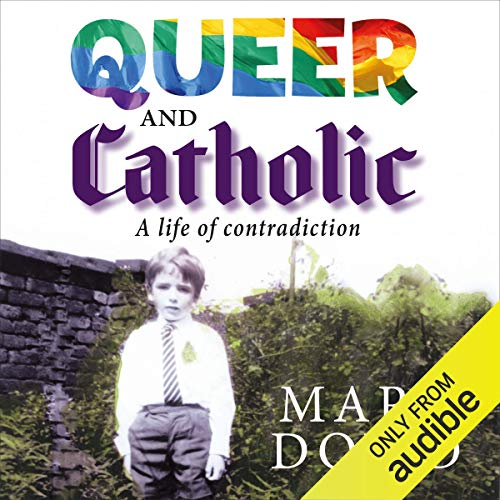 Queer and Catholic audiobook cover art