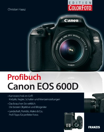 Profibuch Canon EOS 600D