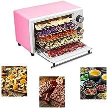 Animaux en-cas à la machine de séchage alimentaire légumes et d'herbes, fruits, viande en acier inoxydable Nouveau 5 couches