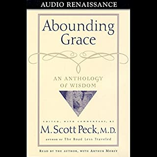 Abounding Grace audiobook cover art