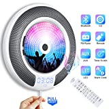 Best Shower Cd Players - Portable CD Player with Bluetooth Wall Mountable Gueray Review