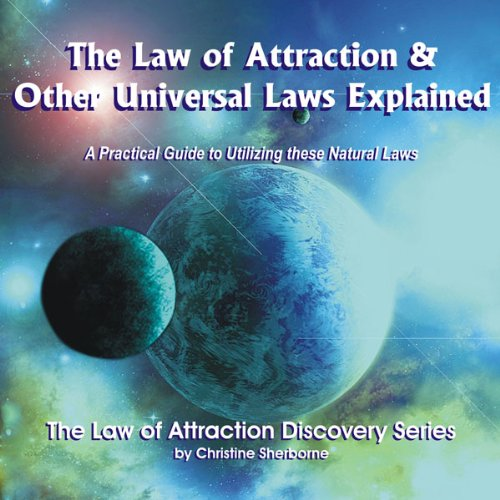 The Law of Attraction & Other Universal Laws Explained audiobook cover art