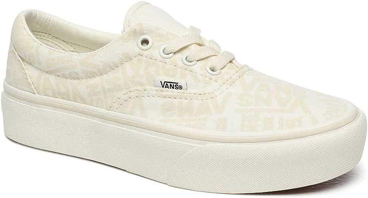 Vans 66 Era Platform Shoes Fashion Sneaker Men's