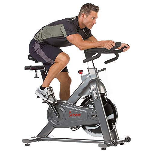 Heavy Duty Chain Drive Indoor Cycling Exercise...