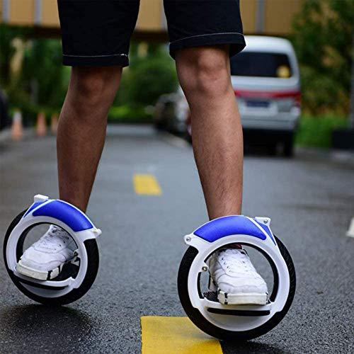 HUWENJUN123 Patineta Orbit Wheel sin Tabla, Patines propulsados por Rodillos de Doble Rueda Ruedas en línea Freeline Skate Drift Board para Regalo de niños Adultos