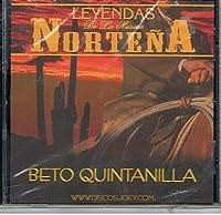 Leyendas De Musica Nortena by Beto Quintanilla