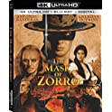 The Mask of Zorro (4K Ultra HD + Blu-ray + Digital)