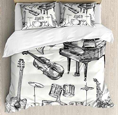 Ambesonne-music-themed-bedding-set