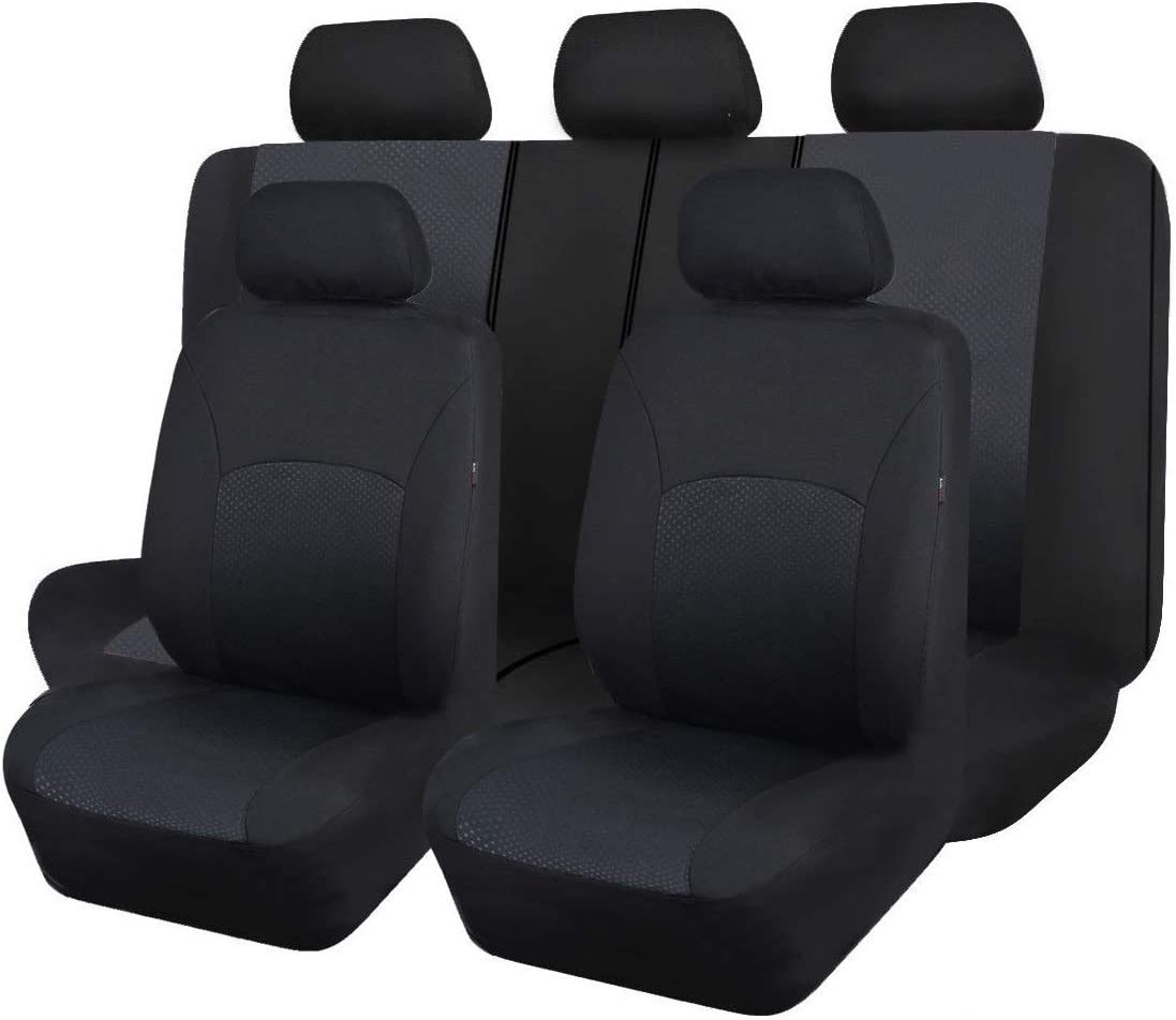 Flying Banner Car All items free shipping Seat Covers 11 New color Seats Rear Bench and PCS Front