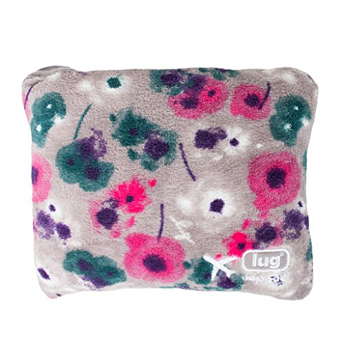 Lug Nap Sac Blanket & Pillow, Water Color Pearl, One Size