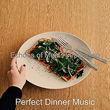 Echoes of Meal Preparation