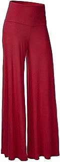 Surprise S Women Wide Leg Loose Trousers High Waist Pants 8 Colors Ladies
