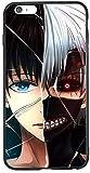 Rngedg Coque pour Apple iPhone 7/iPhone 8/iPhone 7Plus/iPhone 8Plus/Iphonex, Tokyo Ghoul Manga Anime Comic Neuf Coque en TPU iphone 7/iphone 8 4