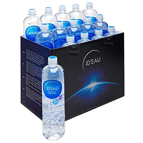 Mineralwasser ID'EAU regenerierendes stilles Wasser 1L XXL-Pack (15 x 1L)