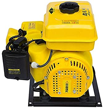 T-king 5KW Electric Vehicle Gasoline Generator Range Extender Electric Start Automatic Frequency Conversion Electric Tricycle Generator  48V