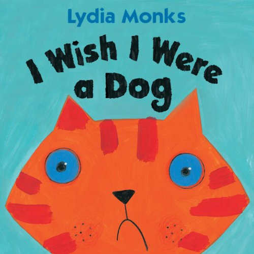 I Wish I Were a Dog audiobook cover art