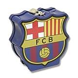 FCB FC Barcelona HM-20-BC Hucha Escudo Relieve, Multicolor, 15x10x10 cm