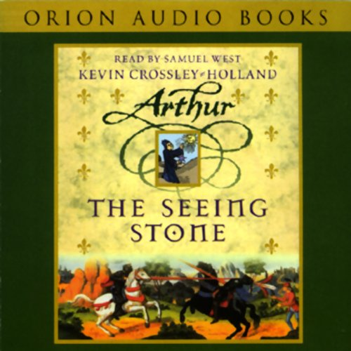 The Seeing Stone audiobook cover art