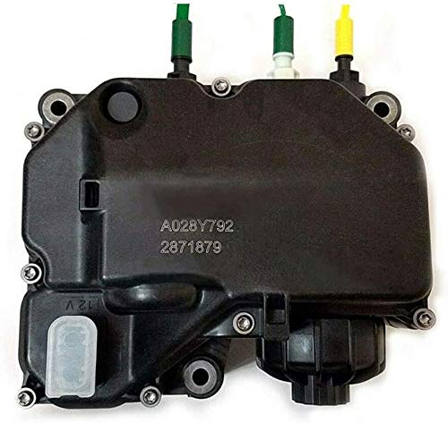 FANHAY 12V 4387304RX Control Unit 2.2 Doser DEF Urea Pump for Cummins ISX ISB ISC 4387305-RX 4387304 2871879 Dnox Pump Delivery Urea Injection Diesel Exhaust Fluid Dosing
