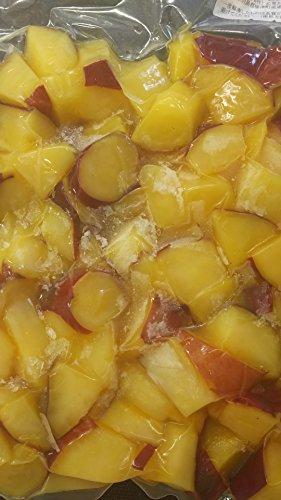 小鉢 さつま芋 甘露煮 ( なると金時 レモン煮 ) 1kg ランダムカット 惣菜 冷凍