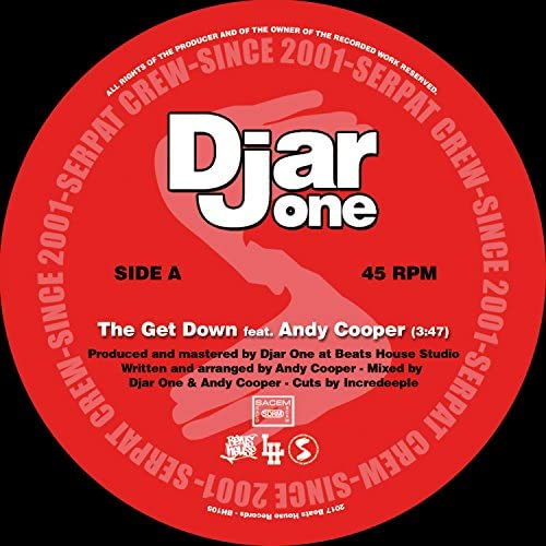 Djar One feat. Andy Cooper & RYT
