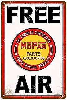 Letrero de metal Letrero de chapa Aceite de coche Decoración de gasolina Motocicleta Coche Garaje Tienda Decoración Panel ...