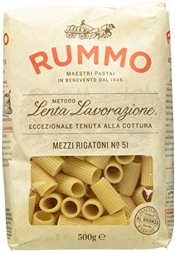 Rummo Mezzi Rigatoni - 500 gr