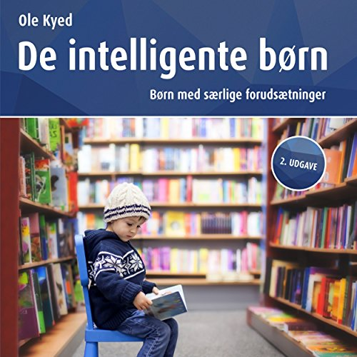 De intelligente børn - børn med særlige forudsætninger audiobook cover art