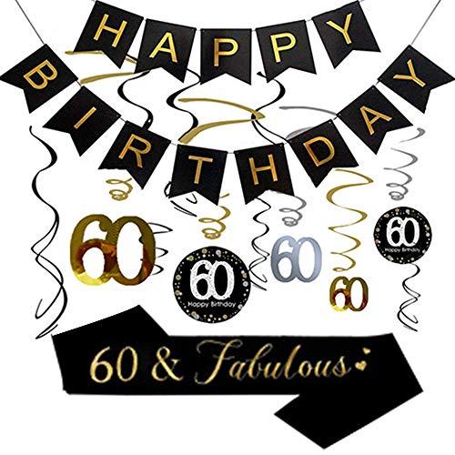Banda 60 Cumpleaños marca XYJNN