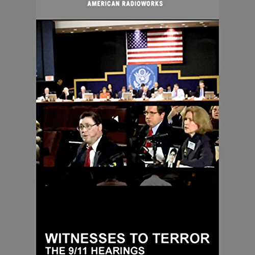 Witnesses to Terror cover art