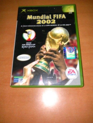 MUNDIAL FIFA 2002 XBOX