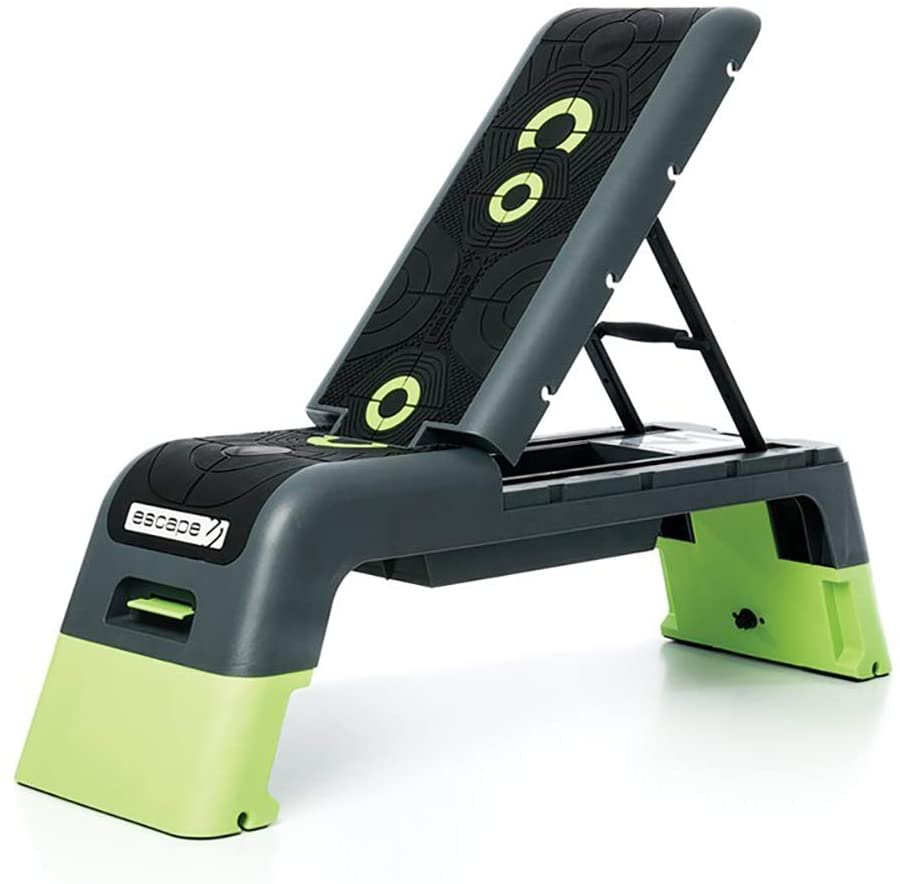Best portable weight-bench: Escape Fitness Multi Purpose Fitness Station