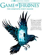 Game of Thrones: S1 (RobertBall/DVD)