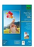 SIGEL IP711 Papier photo Everyday jet d'encre, ultra brillant, format A4 (21 x 29,7 cm), 200 g/m², 50 feuilles