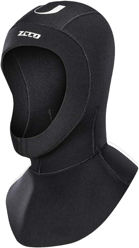 Neoprene Wetsuit Hood Scuba Diving 3MM Product Yo for 5MM Men Women Max 54% OFF