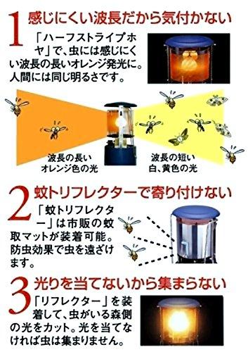 新富士バーナー『ソト虫の寄りにくいランタン(ST-233)』