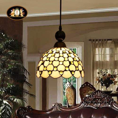 Plafonnière, glazen schilderij, kroonluchter, lamp, retro lampen voor slaapkamer, eetkamer, woonkamer, bar, restaurant, interieur