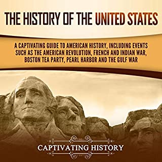 The History of the United States cover art