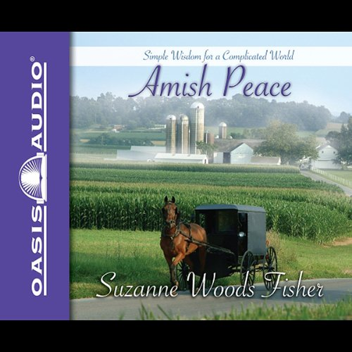 Amish Peace audiobook cover art