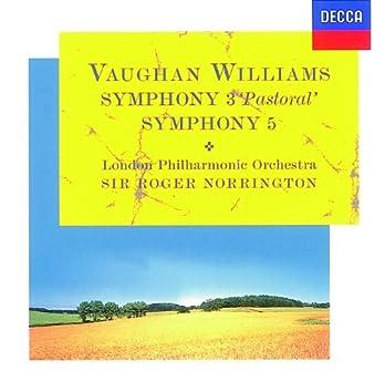 Vaughan Williams: Symphonies Nos.3 & 5