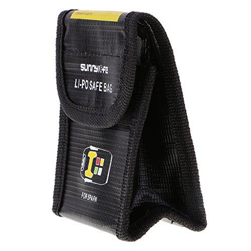 Bonarty Lipo Battery Safe Bag Bolsa Protectora Impermeable Para DJI Spark - Grande