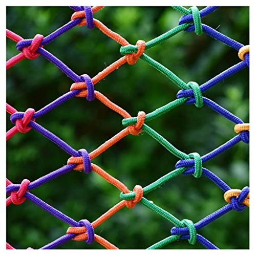 Best Price Jing绳网 Climbing net Rope net Color Rope net, Stair Protection net Balcony Protection ...