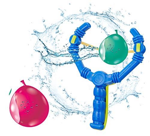 TK Gruppe Timo Klingler Wasserbomben Schleuder Katapult Wasserspielzeug Wasserschleuder Spielzeug (Wasserbombenschleuder)