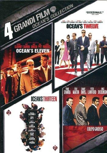 Ocean'S Collection (Box 4 Dvd)