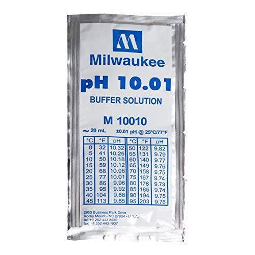 Milwaukee Solution d'étalonnage pH 10 - 20 ml