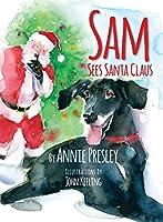 Sam Sees Santa Claus
