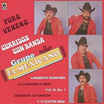 Puro Veneno Corridos Con Banda