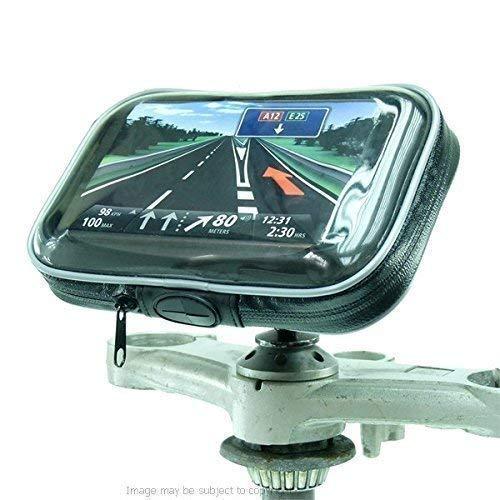 12mm Hexagon Loch GPS Halterung für Honda Blackbird / Kawasaki Motorräder für 6 Satnav ( Sku 19791 )